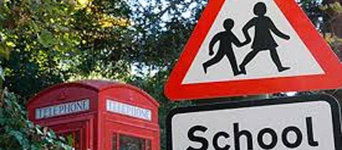 Unlicensed Security in Wiltshire School gets caught!